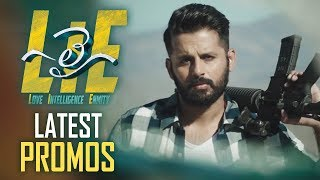 LIE Movie Latest Stylish Promos | Nithiin | Arjun | Megha Akash | TFPC - TFPC