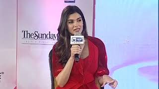 Women Of Steel Summit: Diana Penty says, My obstacles are very different - NEWSXLIVE