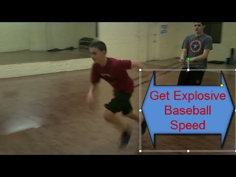 Baseball Speed Training Workouts: How to Improve Speed In Baseball