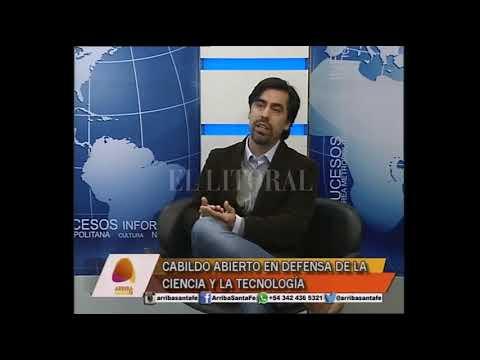 CABILDO ABIERTO EN DEFENSA DE LA CIENCIA Y LA TECNOLOG�A