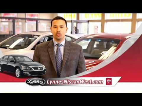 Lynnes Nissan West - Sign and Drive