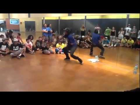 Les Twins ( larry ) FREESTYLE, Killing  AN EXCLUSIVE BEATSLAYA TRACK 2012 - GERMANY