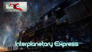 Royalty FreeBackground:Interplanetary Express