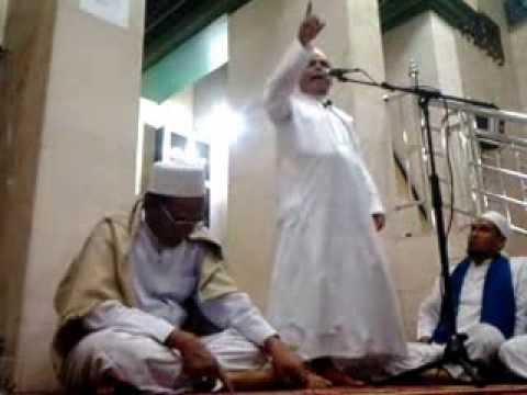Wasiat Rasul : Jangan Marah...!!! Maknah Lailatul Qadr di mesjid Assaid
