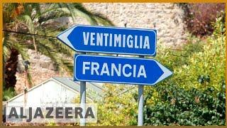 🇫🇷🇮🇹 Migrant Ship row: Italians and French leaders to meet | Al Jazeera English - ALJAZEERAENGLISH