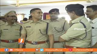 SP Vishal Gunni Inaugurates Mega Blood Donation Camp In East Godavari | iNews - INEWS