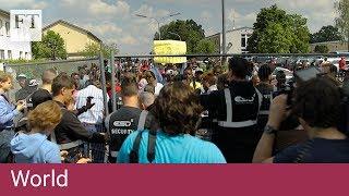 Inside Germany's refugee crisis - FINANCIALTIMESVIDEOS