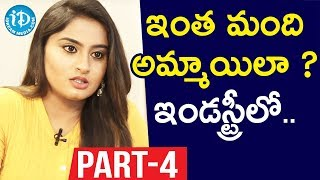 TV Artist Tulasi Exclusive Interview -  Part #4  || Soap Stars With Anitha - IDREAMMOVIES