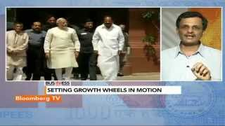 "In Business: ""Revival In Indian Invst Climate To Happen In FY15- FY16"" - BLOOMBERGUTV"