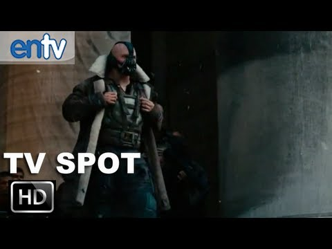 The Dark Knight Rises Official TV Spot 1: &quot;Did You Remember Where You Parked?&quot;