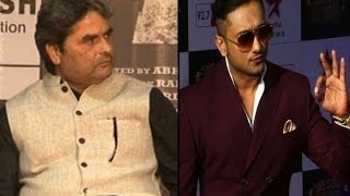 Honey Singh Gulzar join hands for Dedh Ishqiya - IANSINDIA