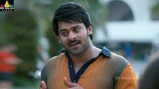 Mirchi Movie Scenes | Prabhas Flirting with Richa | Latest Telugu Scenes | Sri Balaji Video - SRIBALAJIMOVIES
