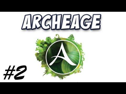 Archeage Beta, Part 2 - Lions and Goats