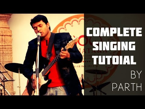 Step By Step INDIAN CLASSICAL VOCALS TUTORIAL No. 3 - Basic Music Theory