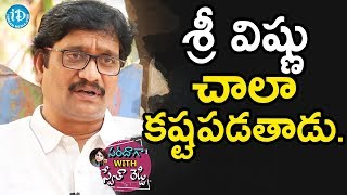 Devi Prasad About Sree Vishnu || Saradaga With Swetha Reddy - IDREAMMOVIES