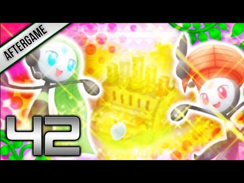 Pokemon Mystery Dungeon: Gates to Infinity - [Aftergame] Part 42 - Recruiting Meloetta