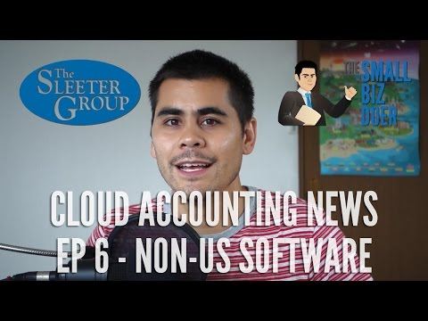 Cloud Accounting News EP6 - Aug 11, 2014