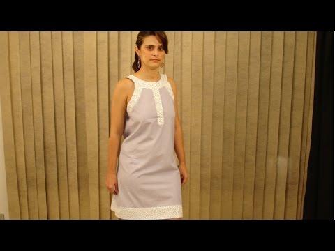 Confecção de Vestidos - Vestido Clássico - Cursos CPT