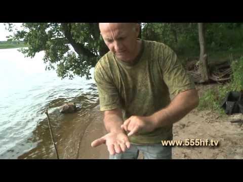 ловля рыбы на городки