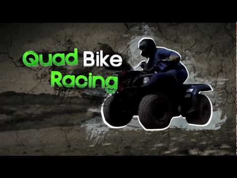 Quad Bike Racing & Trekking at Garlands Leisure