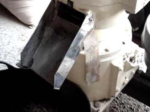 Maquina de hacer pellets