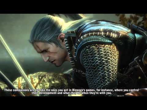 The Witcher 2: Assassins of Kings | developer diary #1 (2010)