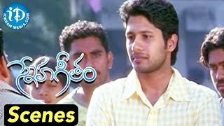 Sneha Geetham Movie Scenes - Seniors Ragging Venkee In College    Sundeep Kishan, Suhani - IDREAMMOVIES