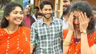 Naga Chaitanya Sai Pallavi New Movie Opening Video | Sekhar Kammula - TFPC