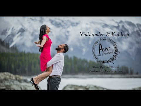 Video | YADWINDER & KULDEEP/4K/SAME DAY EDIT/ALPHAVIDEO & PHOTOGRAPHY/SIKH WEDDING 2018