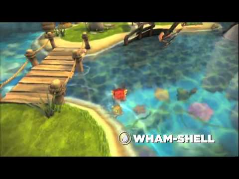 Meet the Skylanders: Wham-Shell (extended)