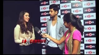Manaara Handa and Karanveer Singh get CANDID on zoOm! - EXCLUSIVE