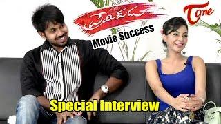 Premikudu Movie Team Special Chit Chat On Its Success || Maanas, Sanam Shetty, Kala Sundeep - TELUGUONE