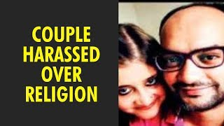 Inter-faith couple alleges harassment over religion at Lucknow passport office - ZEENEWS