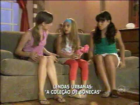 Lendas Urbanas - Coleção de Bonecas - Parte 01