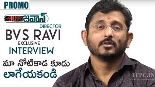Jawaan Director BVS Ravi Exclusive Interview Promo | TFPC - TFPC