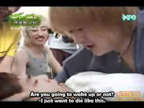 Super Junior Waking Up Part4