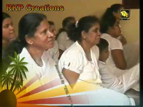 Poson Day Bana   2013   Siri Samanthabaddra Thero   Pitiduwe Siridhamma Thero 30th June TNL TV   You