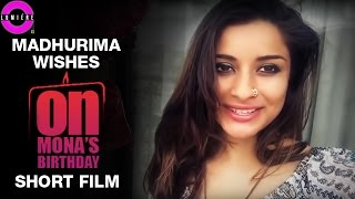 Madhurima Wishes On Mona's Birthday Short Film Team | Latest Telugu Short Films | Lumiere Cinema - YOUTUBE