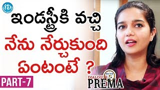 Swathi Reddy Exclusive Interview Part #7 | Dialogue With Prema | Celebration Of Life - IDREAMMOVIES