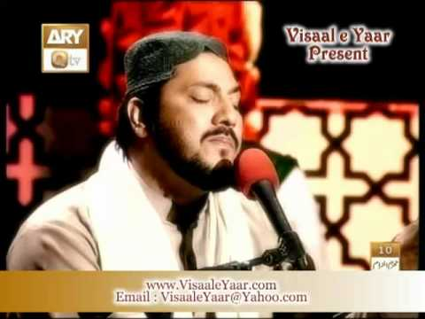 URDU MANQABAT(Jab Na Mila Tha Pani)ZULFIQAR ALI IN QTV.BY Visaal