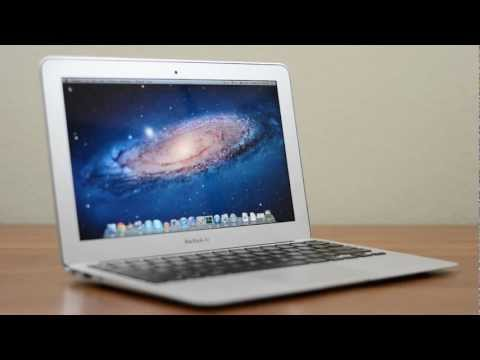 "MacBook Air 11"" Review (2011)"