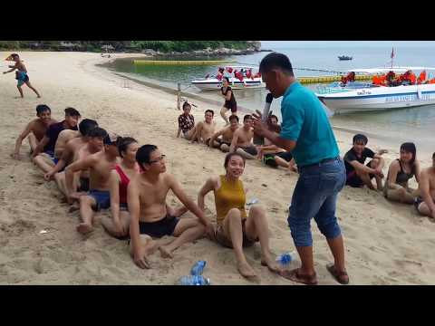 Team Building Songod - Cù Lao Chàm 2017