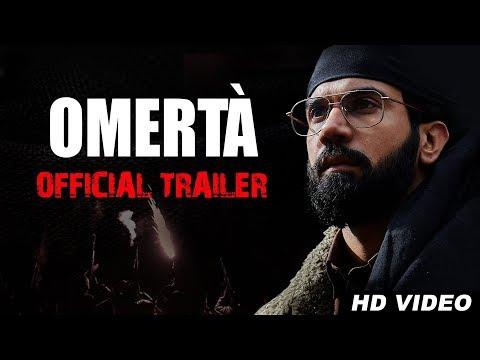 Omertà Hindi Movie Trailer    Rajkummar Rao   Hansal Mehta