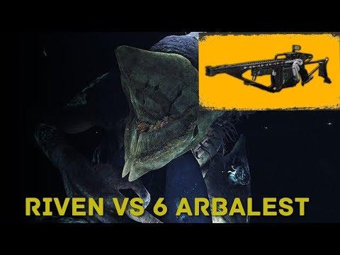 Riven vs 6 Arbalest #MOTW