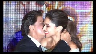 Shah Rukh's most romantic kiss ever with Deepika - BOLLYWOODCOUNTRY