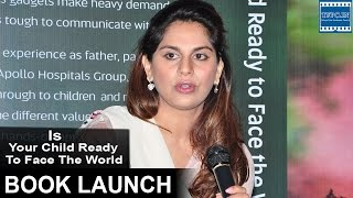 Ram Charan Wife Upasana Launches Book | Is Your Child Ready To Face The World |TFPC - TFPC