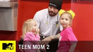 Teen Mom 2 (Season 7) | 'Aubree Asks Adam About the Father-Daughter Dance' Official Sneak Peek | MTV - MTV