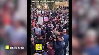 Ramallah, West Bank, 02 November 2017 - RUSSIATODAY