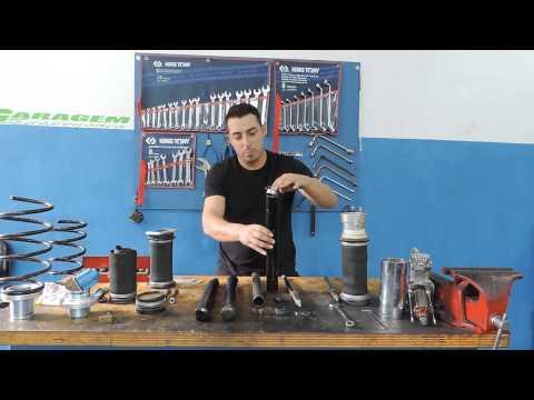Garagem Suspensões / Amortecedor Preparado