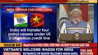 India, Vietnam partnership important for Asia-Pacific security: PM Modi - NEWSXLIVE